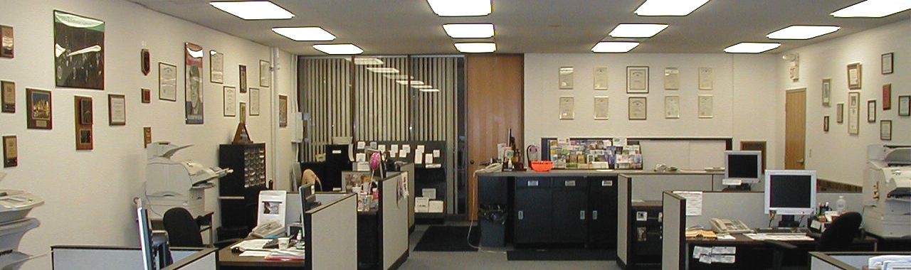 example of office for commercial cleaning